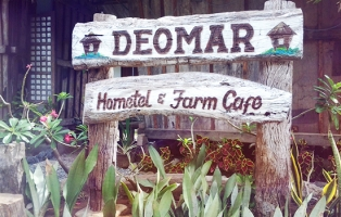 Deo Mar Hometel Farm Cafe